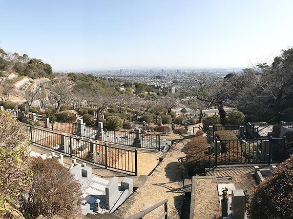 芦屋市霊園写真 お墓のことなら芦屋霊園ガイド
